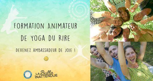 LILLE - Formation Animateur-trice agr de Yoga du Rire
