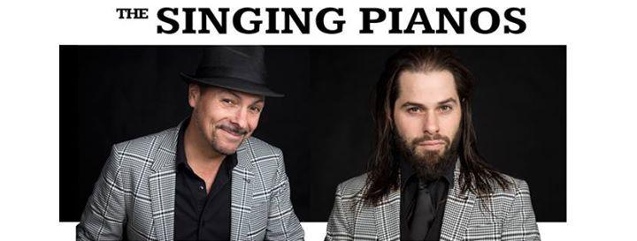 The Singing Pianos au Stade Canac