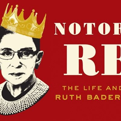 Notorious RBG The Life and Times of Ruth Bader Ginsburg - Livestream Tour