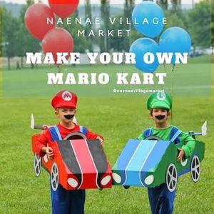 Make Your Own Mario Kart