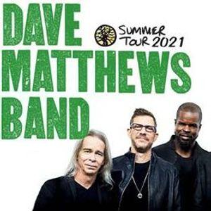 Dave Matthews Band Summer Tour