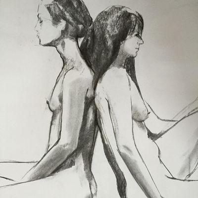 Life Drawing - Drink & Draw