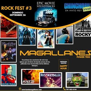 Epic Movie Soundtracks by Magallanes