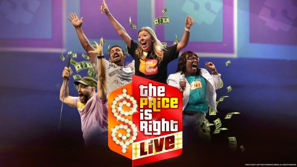 The Price Is Right Live - Stage Show, 6 March | Event in Dayton | AllEvents.in