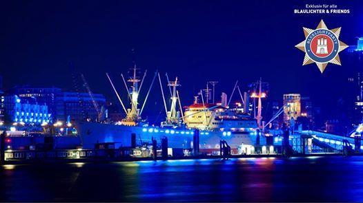 Bluelightparty - Hamburg Cruise Days - Cap San Diego