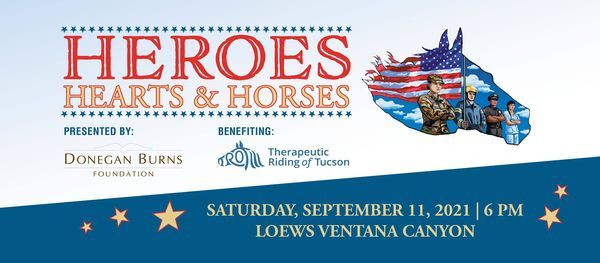 HEROES, Hearts & Horses, 11 September   Event in Tucson   AllEvents.in