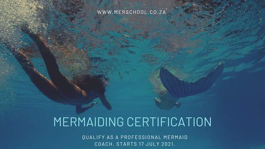 Mermaiding Certification, 17 July   Event in Midrand   AllEvents.in