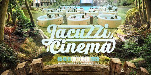 Jacuzzi Cinema Belgie