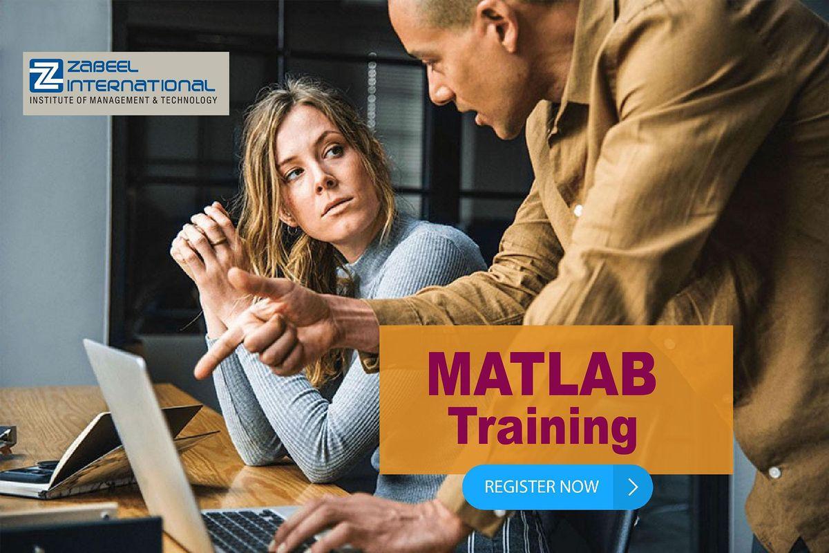 MATLAB Training Course   Event in Dubai   AllEvents.in