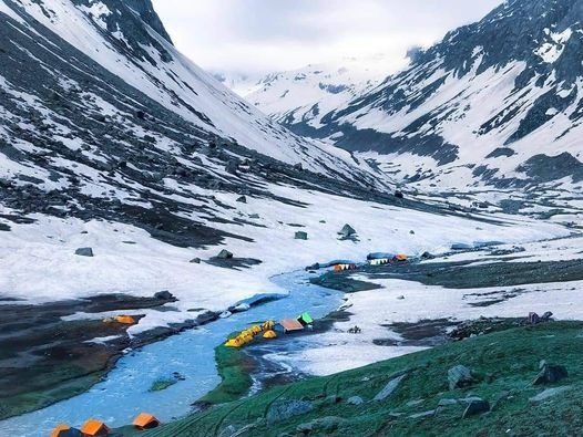 Hampta Pass and Chandratal lake trek, 15 June | Event in Manali | AllEvents.in