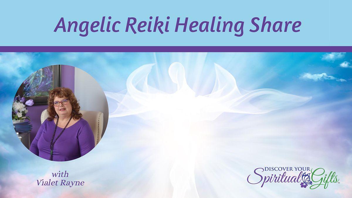 [ONLINE] Angelic Reiki Share