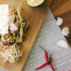 Asian Cuisine Interactive Cooking Class