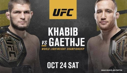 UFC 254 | Khabib vs Gaethje | Event in Abu Dhabi | AllEvents.in