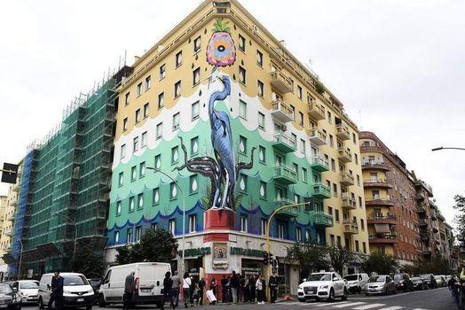 Street art al Quartiere Ostiense(Dal Vivo), 28 March   Event in Rome   AllEvents.in
