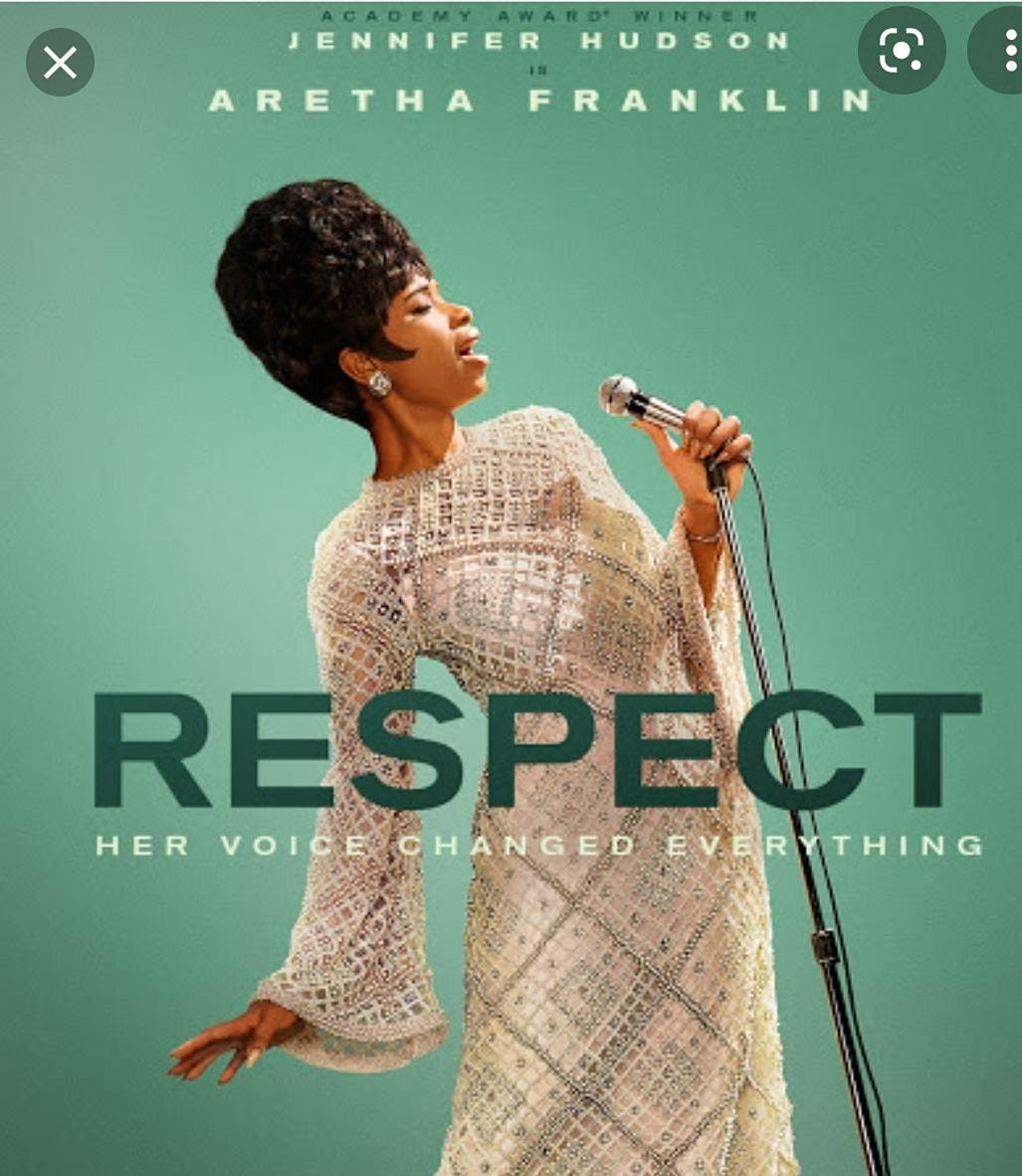 Jennifer Hudson as Aretha Franklin RESPECT MOVIE @ HOLLYWOOD PALMS CINEMA,  Hollywood Palms Cinema, Naperville, August 14 2021 | AllEvents.in