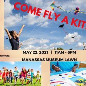 KidsFest & Festival of Kites Spring Fair at Manassas Museum