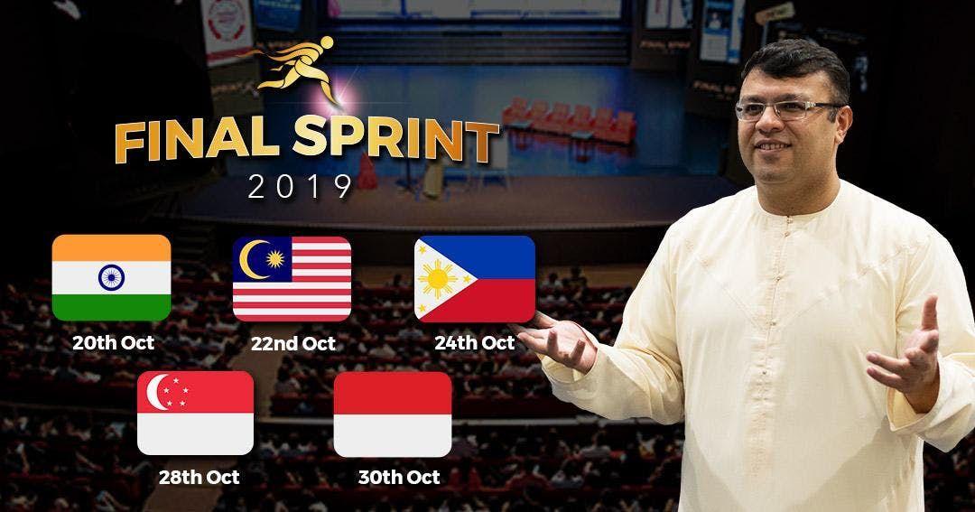 Final Sprint 2019 (Mumbai)