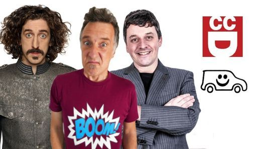 Didsbury Comedy Club Goes Al Fresco!, 1 August | Event in Altrincham | AllEvents.in