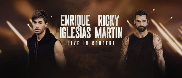 Enrique Iglesias & Ricky Martin, 7 October   Event in Toronto   AllEvents.in