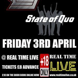 Twin Lizzy  State Of Quo