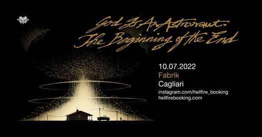 God Is An Astronaut | Fabrik, Cagliari, 11 July | Event in Cagliari | AllEvents.in
