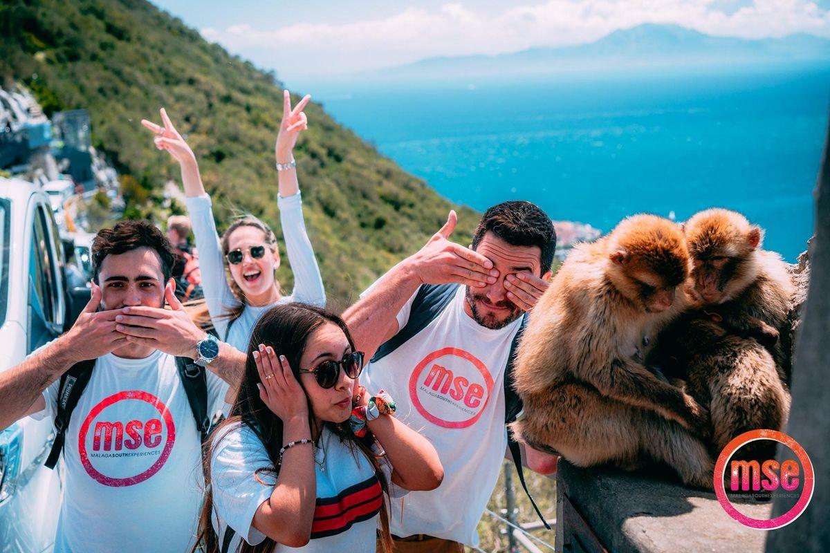 Viaje a Gibraltar Trip  The British Colony