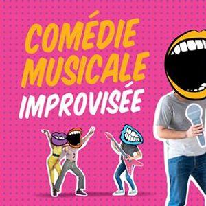 La Comdie Musicale Improvise de la Clique