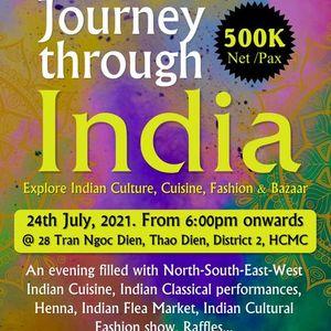 JOURNEY THROUGH INDIA