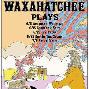 The Granada presents Waxahatchee Livestream Series