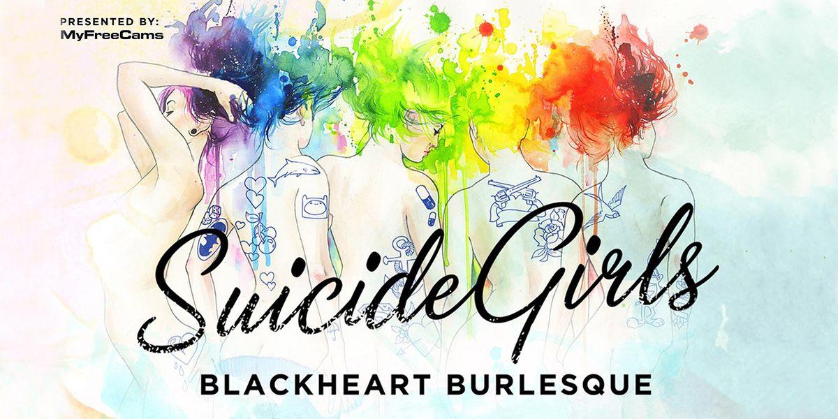 SuicideGirls Blackheart Burlesque - Saskatoon