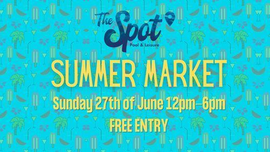 The Spot - Summer Market {CHANGE OF DATE}, 27 June | Event in Hanoi | AllEvents.in