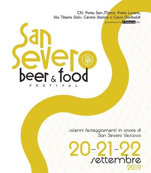 San Severo - Beer & Food Festival