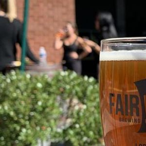 Outdoor Yoga & Beer at Fair Winds