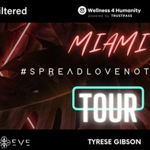SLNC Immersive Wellbeing Tour with Music Biohacking Yoga Fitness Art with Tyrese Gibson