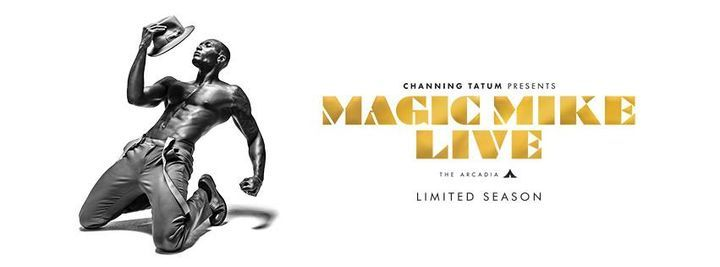 Magic Mike Live, 23 May | Event in Alexandria | AllEvents.in