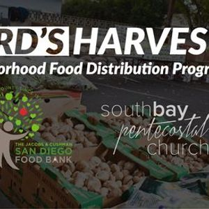 Lords Harvest  Neighborhood Food Distribution Program