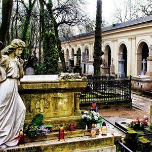 """Stare Powzki - Gdy ganie pami dalej mwi kamienie.""""."""