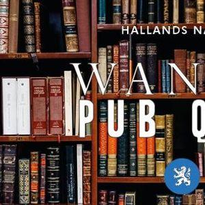 Wang Pub Quiz  Hallands Nation