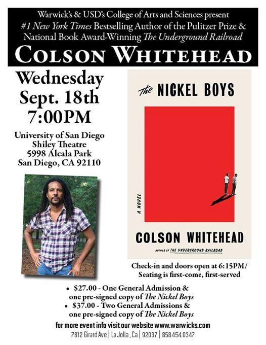 Colson Whitehead - The Nickel Boys