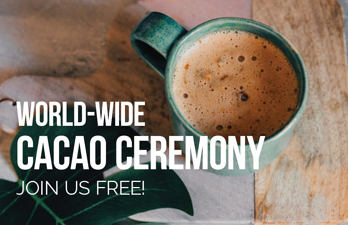 World-Wide Virtual Cacao Ceremony for the New Moon, 12 December | Event in Abu Dhabi | AllEvents.in