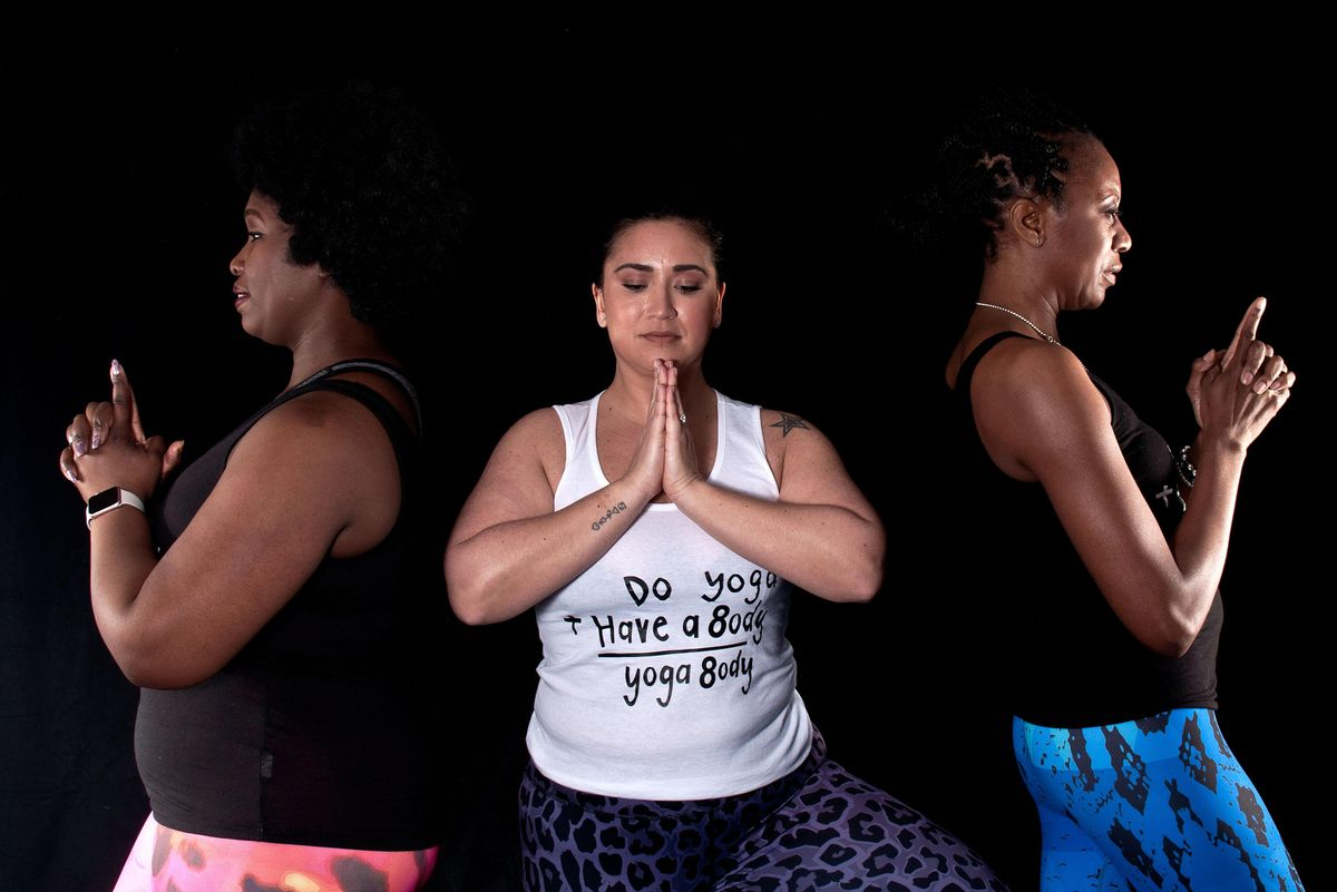 Complete Beginners Body Positive Yoga Course - NO EXPERIENCE REQUIRED!!!, 10 May | Online Event | AllEvents.in