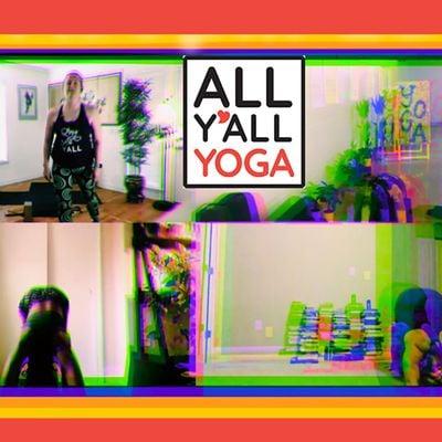 Baptiste Power Yoga  All YAll Yoga