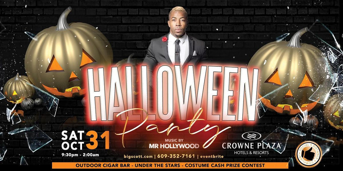 Philadelphia Halloween Events October 31 2020 Halloween Annual Party with Big Scott & Friends Limit Tickets