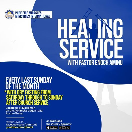 Healing Service | Event in Accra | AllEvents.in