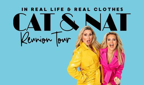Cat & Nat Reunion Tour, 30 September | Event in Columbus | AllEvents.in
