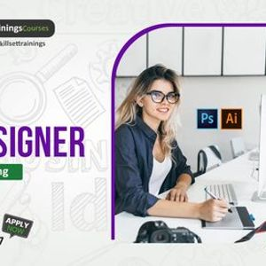 Become a Professional Graphic Designer with FREE Freelancing Training