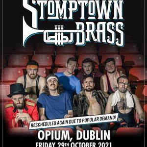 Stomptown Brass Live at Opium