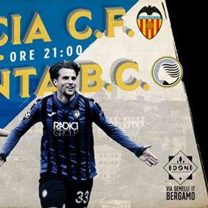 Valencia vs Atalanta B.C.  Edon Bergamo