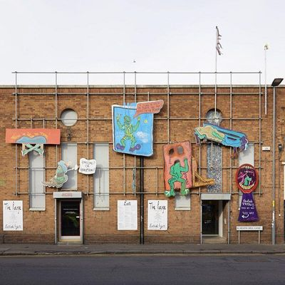 Eastside Projects Exhibition Booking - Summer 2021