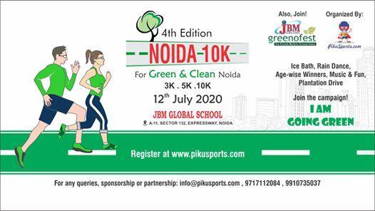 Noida 10k - Beat The Heat - 4th Edition